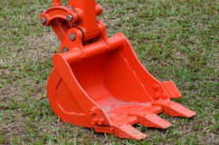 Ветроуловитель backhoe стоковые фото