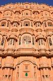 ветры дворца Индии Стоковые Фото