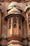 ветры дворца Индии jaipur hawa mahal Стоковое Изображение RF