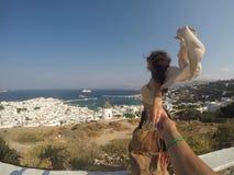 Ветры острова Стоковое Фото