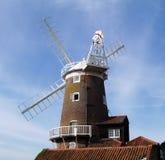 ветрянка Англии norfolk Стоковые Фото