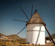 Ветрянка в Испании Стоковое Изображение