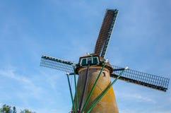 Ветрянка в Netherland Стоковое фото RF