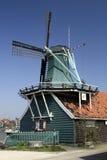 Ветрянка в Zaanse Schans стоковые фото