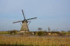 ветрянка Голландии Стоковая Фотография