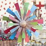 Ветрянка игрушки Стоковое Фото
