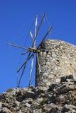 ветрянка Крита Стоковые Изображения