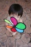 ветрянка мальчика Стоковые Фото