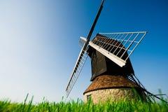 ветрянка сельской местности Стоковое Фото