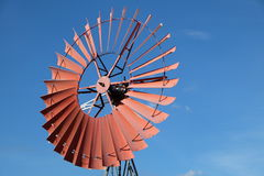Ветрянка страны Стоковое Изображение RF
