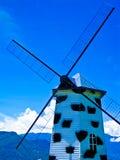 Ветрянка с стилем коров Стоковые Изображения RF