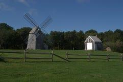 Ветрянка фермы Higgins, треска накидки МАМ Brewster стоковые изображения rf