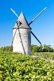 ветрянка Франции стоковое изображение