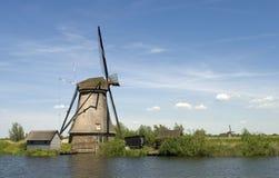 ветрянка 5 голландецов стоковое изображение rf