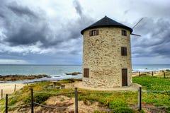 Ветрянка Apulia стоковое фото rf