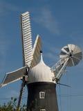 ветрянка burgh Стоковая Фотография