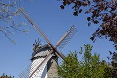 Ветрянка Duetzen Minden, Германия Стоковое Изображение RF