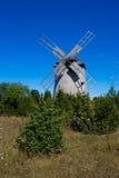 Ветрянка FÃ¥rö Стоковое Изображение RF
