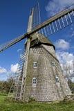 Ветрянка Jannerup, Дания Стоковое Изображение