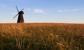 Ветрянка Rottingdean Стоковые Изображения