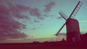 Ветрянка Wrawby Стоковые Изображения RF