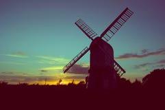 Ветрянка Wrawby Стоковое Фото