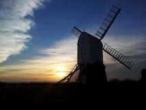 Ветрянка Wrawby Стоковая Фотография