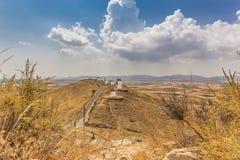ветрянки Испании Стоковое Фото