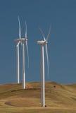 ветрянки Орегона пустыни Стоковое Изображение RF