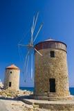 ветрянки Стоковое Изображение RF