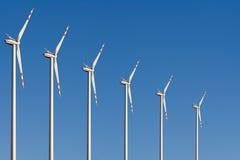 ветрянки Стоковая Фотография