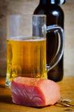 ветчина пива Стоковое фото RF
