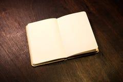 Вечер время для дневника стоковая фотография