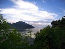 Вечер на Phi Дон Phi Ko Стоковое Фото