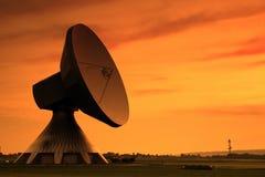 вечер связи Стоковое Изображение RF