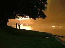 вечер Стоковые Фото