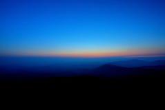 вечер Стоковое Фото