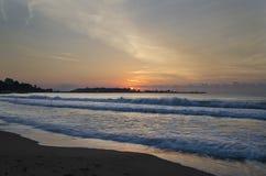 Вечность на болгарском песочном береге стоковые изображения