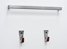 Вешалка на стене Стоковое Изображение RF