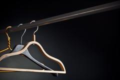 вешалка пальто Стоковая Фотография RF