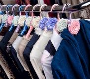 вешалки одежд Стоковое Фото