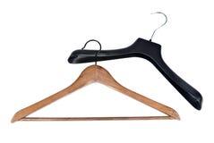 вешалки пальто Стоковое Фото