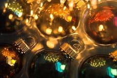 вещество рождества глянцеватое Стоковое Изображение