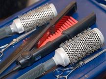 Вещество студии волос Стоковое Фото