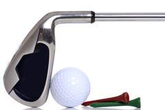 Вещи гольфа стоковые фото
