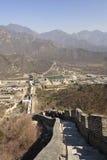Великая Китайская Стена Китая Стоковые Изображения