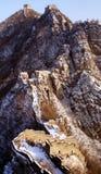 Великая Китайская Стена JianKOU Стоковые Фото
