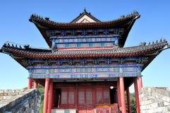 Великая Китайская Стена Ming Стоковое Изображение RF