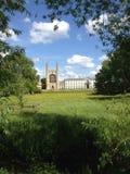 Великобритания, Англия, Cambridgeshire, Кембридж Стоковая Фотография RF