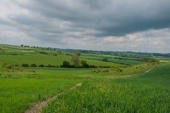 Великобритания - Donington на Bain Стоковые Изображения RF